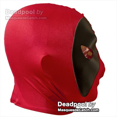 Masque  Deadpool