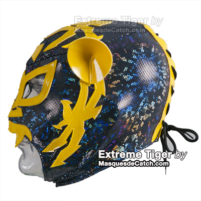 Masque de  Extreme Tiger