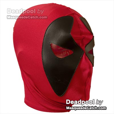 Masque Deadpool Adulte
