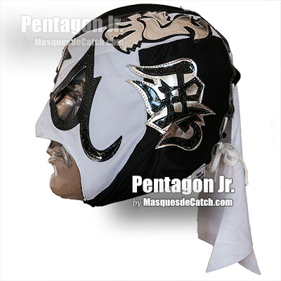 Masque Pentagon Jr., enfant