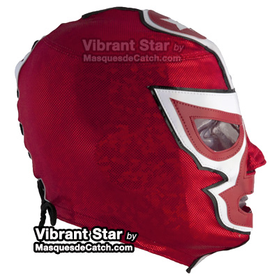 "Masque de Catch ""Vibrant Star"""
