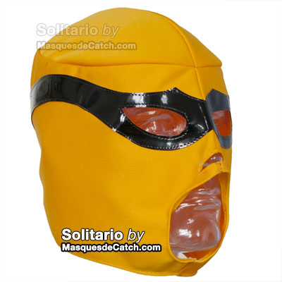 "Masque de Catch ""Solitario"""