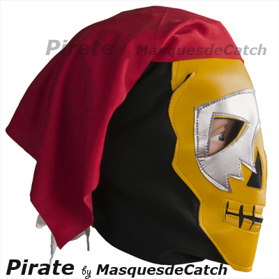 Masque de Pirate enfant