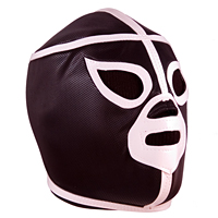 "Masque de Catch ""Black Shadow"""