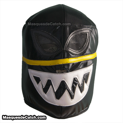 "Masque de catch ""Alien"""