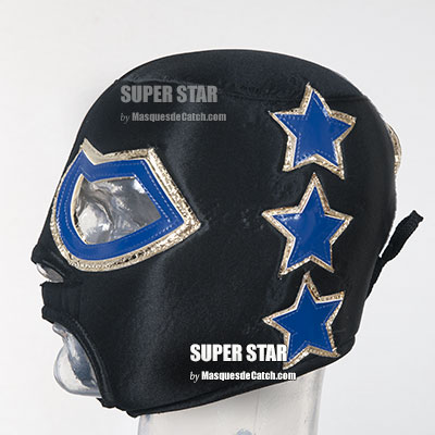 "Masque de Catch ""SUPER STAR"""
