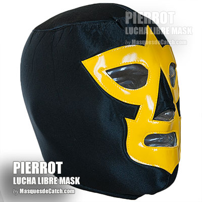"Masque de Catch ""PIERROT"""