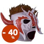 "Masque de Catch ""Psicosis"""