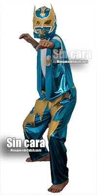 Kids Sin Cara Costume outfits u0026 pants blue  sc 1 st  Masques de Catch : sin cara costumes for kids  - Germanpascual.Com
