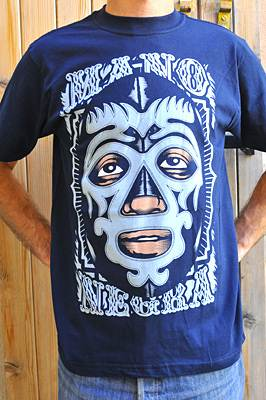 "T-shirt catch ""Mano Negra"""