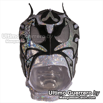 "Masque de Catch ""Ultimo Guerrero"""