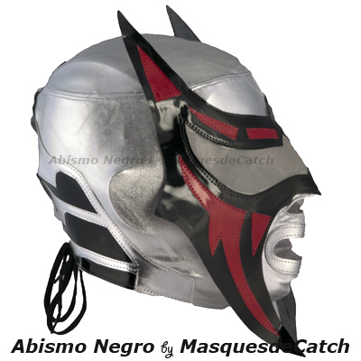 "Masque de Catch ""Abismo Negro"""