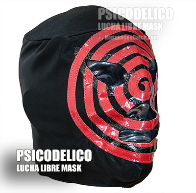 "Masque de Catch ""Psicodelico"""