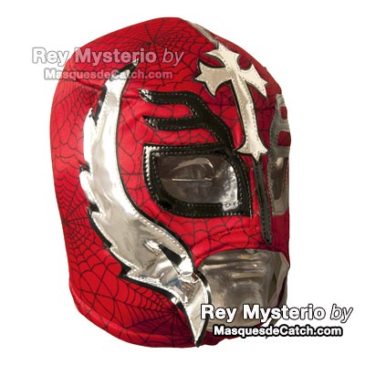 Masque de Catch Rey Mysterio, Adulte