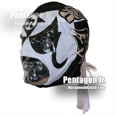 Masque Pentagon Jr., adulte