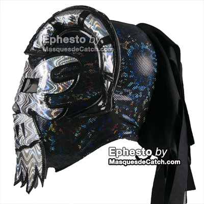 "Masque de Catch ""Ephesto"""