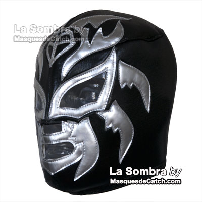 "Masque de Catch ""La Sombra"""